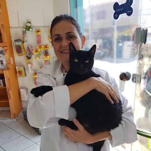 Keila Renata Ortêncio, veterinária em Santo André