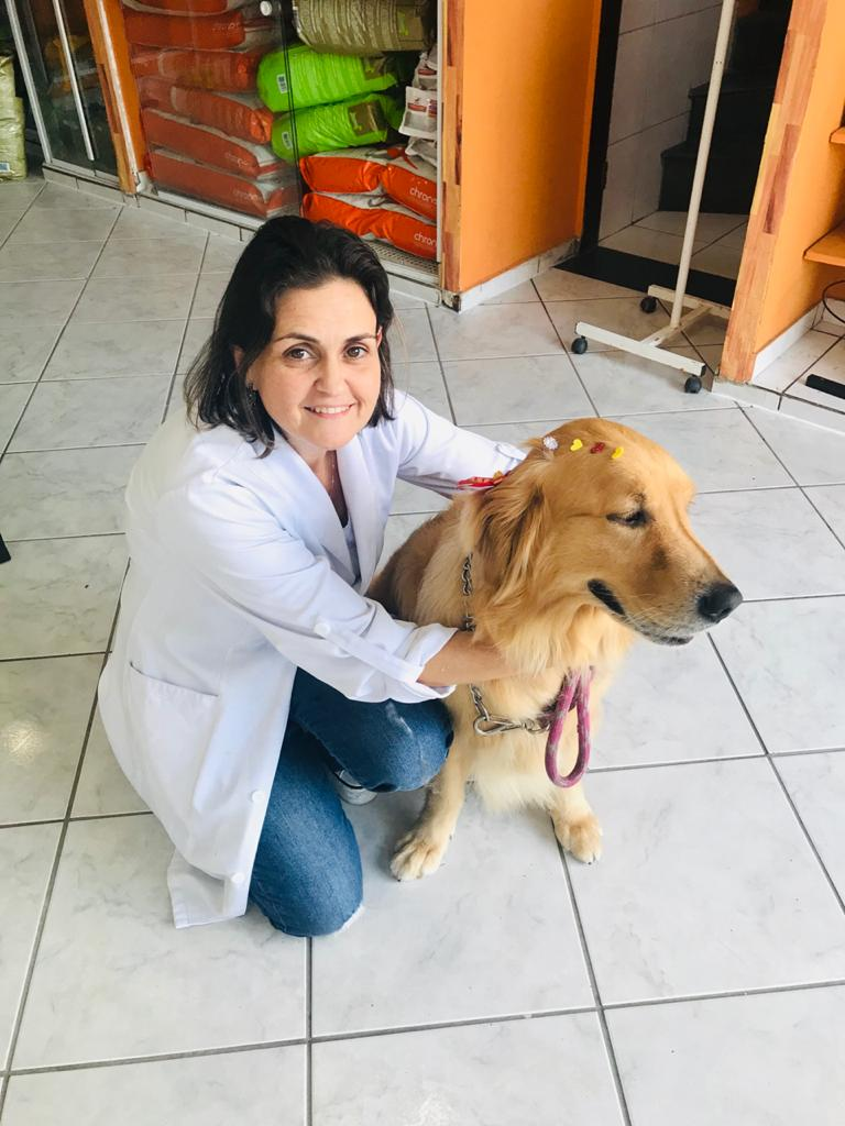 Dra. Keila Renata Ortêncio (CRMV-SP 14352)