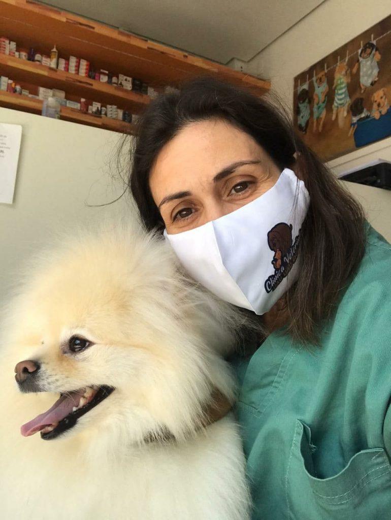 Veterinária Keila Renata Ortêncio (CRMV-SP 14352) 2
