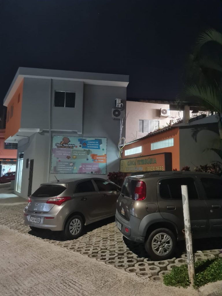 Clínica veterinária oftalmologia em Santo André